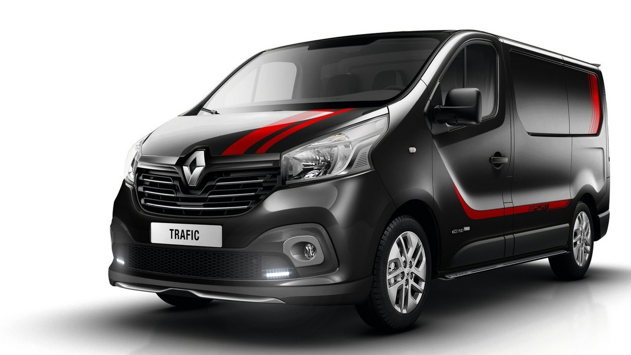 Renault Trafic Sport+ Pack