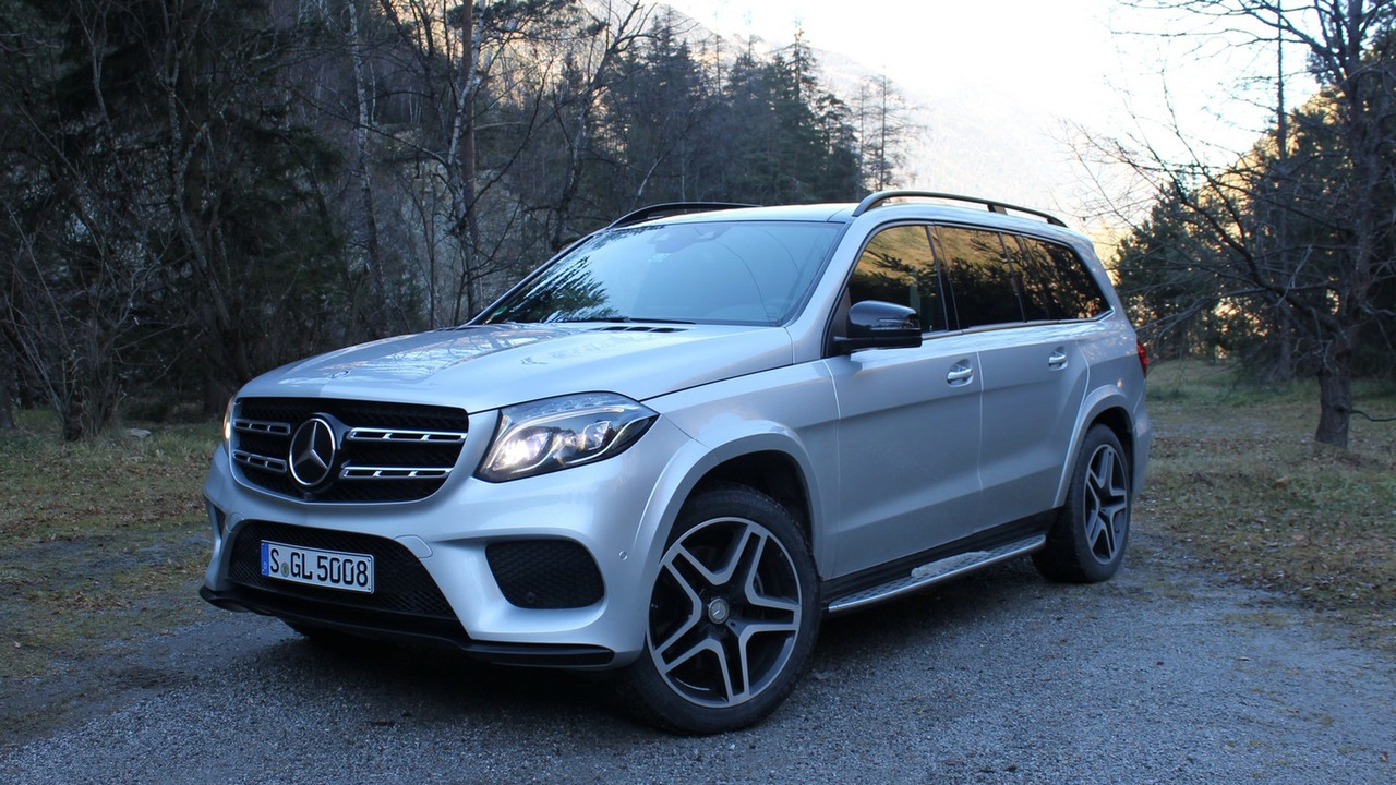 2017 Mercedes Benz Gls Test Drive