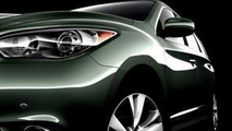 2013 Infiniti JX concept SUV 15.07.2011