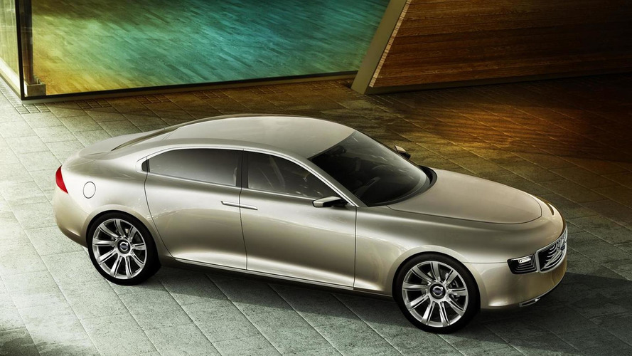 Volvo CEO dismisses plans for an S-Class competitor - report