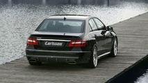 Carlsson 2010 E-Class sedan W212 tuning program