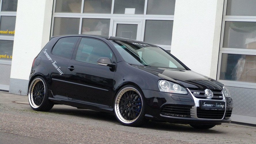 vw golf v r32 with 274 ps by senner tuning. Black Bedroom Furniture Sets. Home Design Ideas