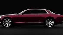 Jaguar B99 concept by Bertone