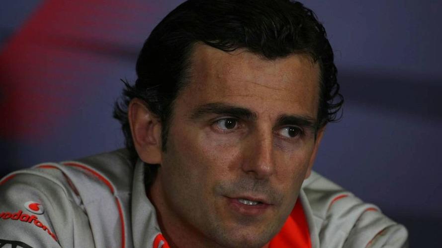 Sauber completes 2010 lineup with de la Rosa