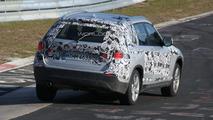 BMW X1 spy photo
