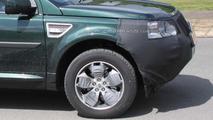 Land Rover Freelander facelift prototype