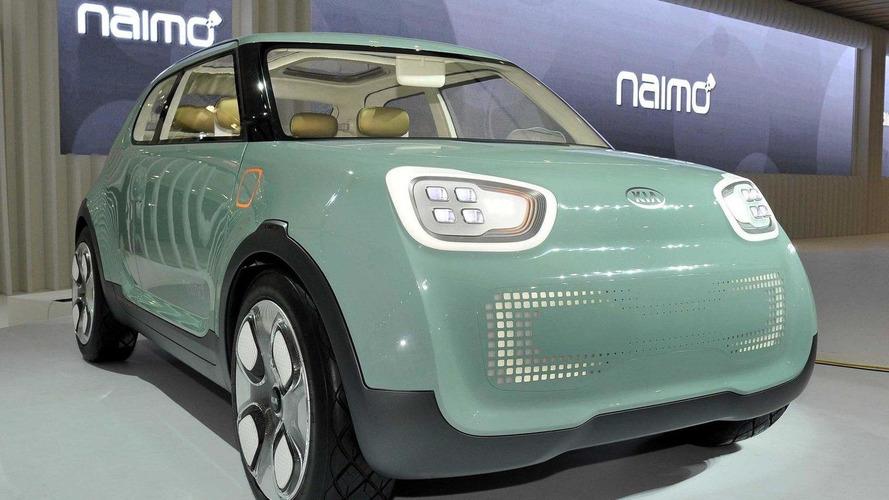 Kia Naimo electric concept debuts in Seoul [video]