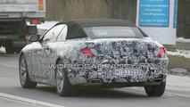 BMW 6-Series Cabrio Rear Lights Spied