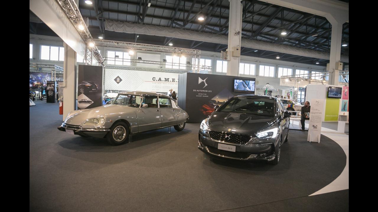 DS ad Auto e Moto d'Epoca 2015