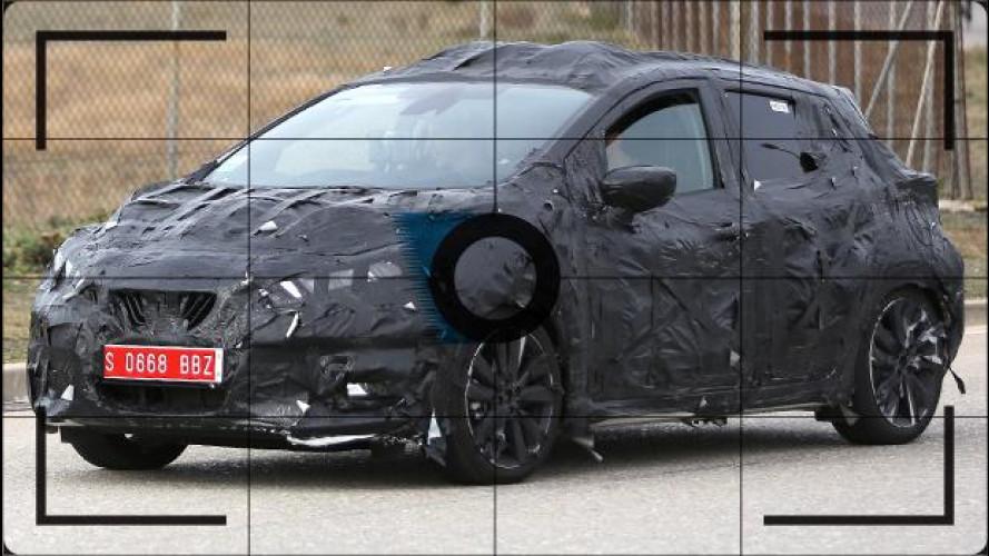 Nuova Nissan Micra, primi test su strada