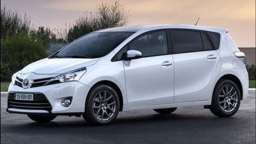 Toyota Verso MY 2014: debutta il 1,6 D-4D da 112 CV