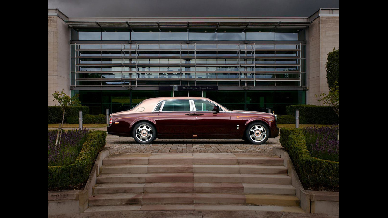 Rolls-Royce Phantom Sacred Fire