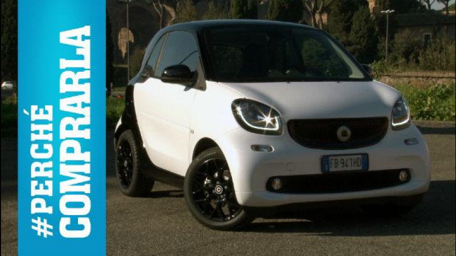 smart fortwo, perché comprarla... e perché no [VIDEO]