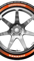Bridgestone announces tire printing technology 10.02.2012
