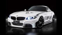 BMW Z4 White Wolf by Rowen