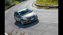 Ford Focus ECOnetic 1.6 TDCi 105 CV DPF 88g. 5 porte - TEST