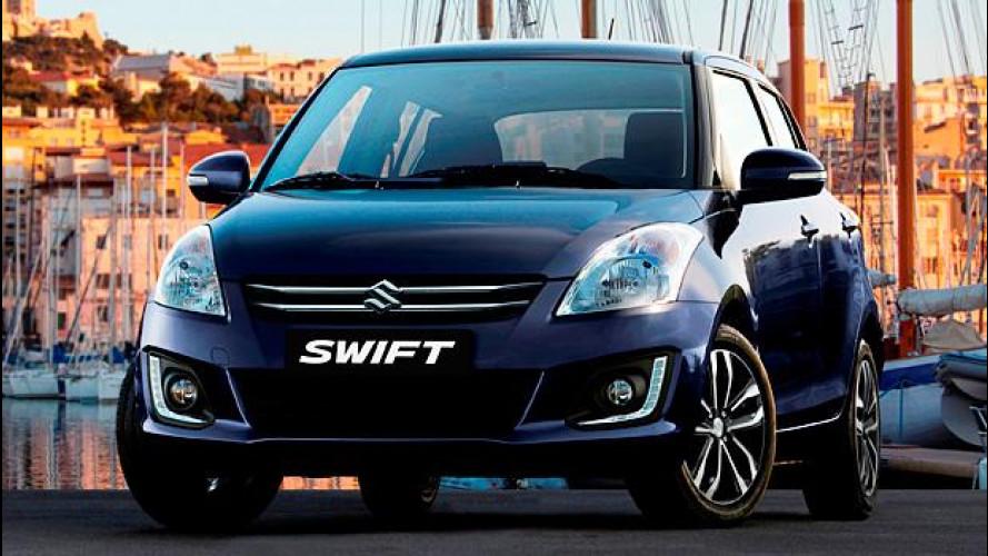 Suzuki Swift Posh Edition, eleganza al femminile