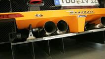 Edo Competition Maserati MC12 Corse Test Drive