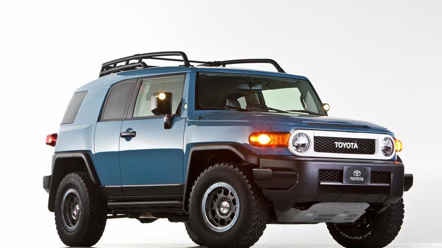Toyota FJ Cruiser axed, company debuts Trail Teams Ultimate Edition to celebrate