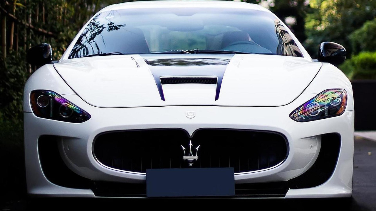 Maserati Gran Turismo Sovrano by DMC 16.10.2013