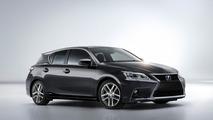 2014 Lexus CT 200h facelift