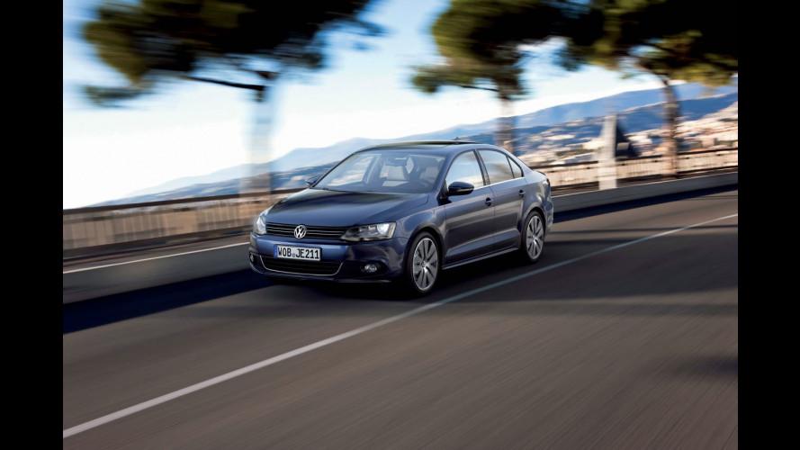 Nuova Volkswagen Jetta, i prezzi europei