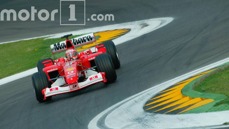 Michael Schumacher Ferrari FI race vehicle sells for record-breaking £5.5 million