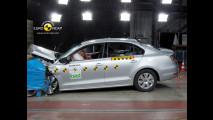 Crash Test Volkswagen Jetta