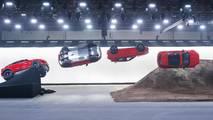 Jaguar E-PACE Barrel Roll (2017)