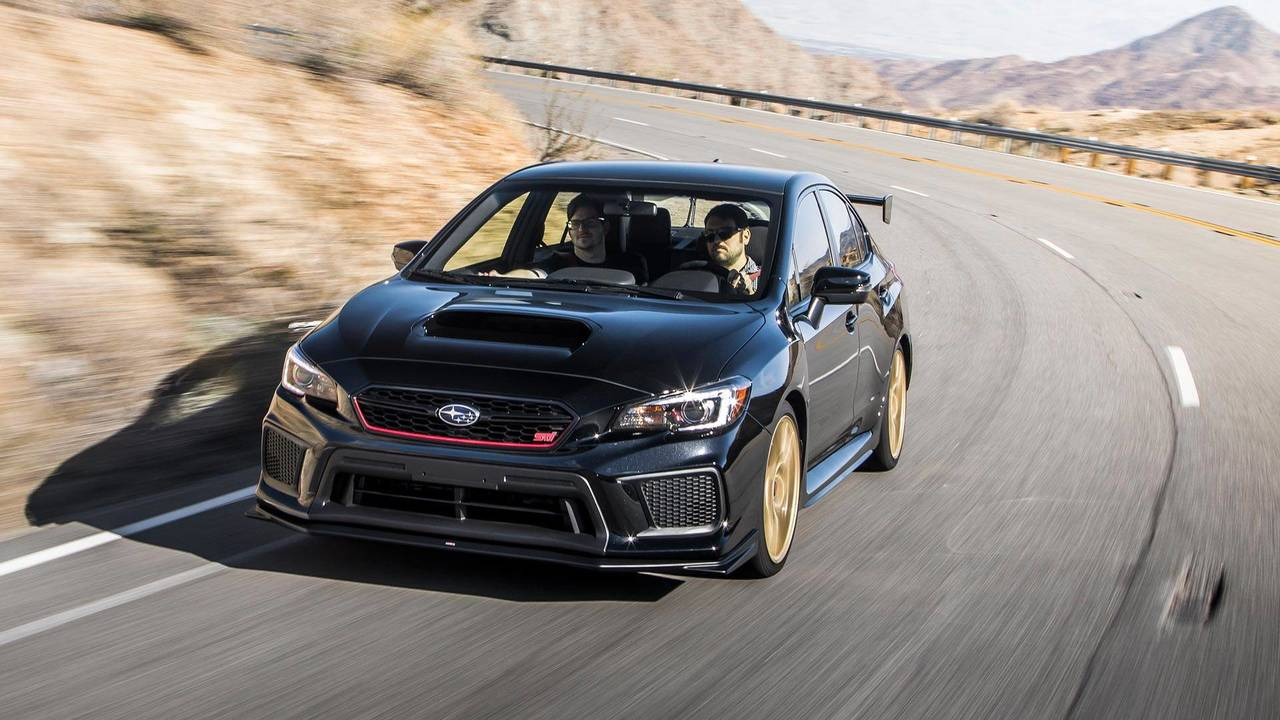 2018 subaru wrx sti type ra first drive lots of fun lots of cash. Black Bedroom Furniture Sets. Home Design Ideas