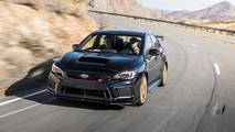 2018 Subaru WRX STI Type RA: First Drive
