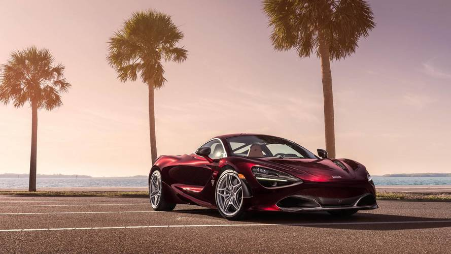 Unique MSO McLaren 720S Sells For $650K At Charity Auction