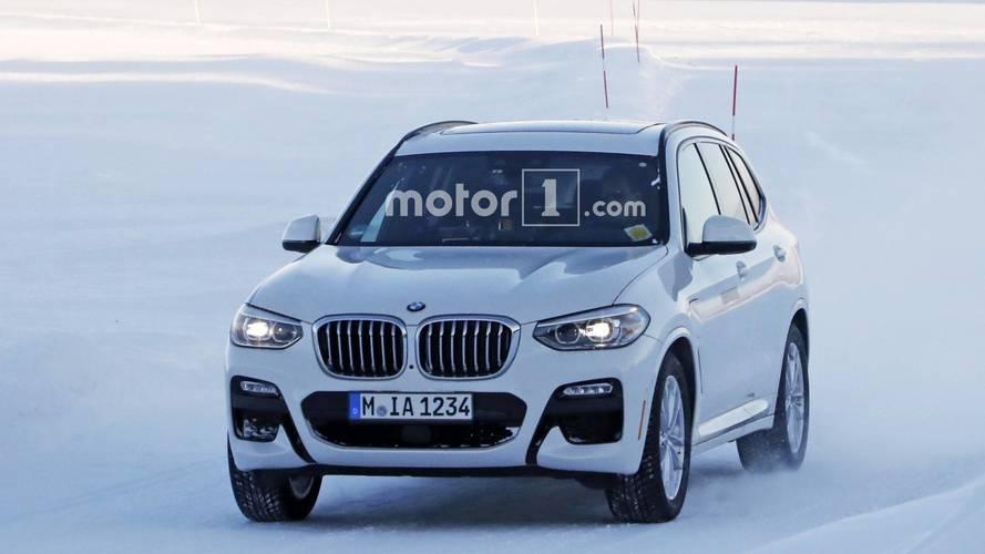 2019 BMW X3 plug-in hybrid