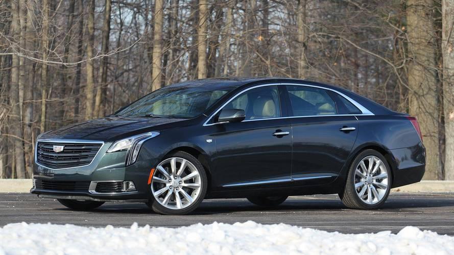 2018 Cadillac XTS V-Sport: Review