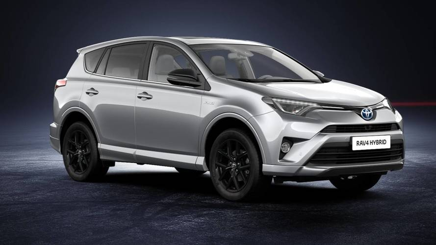 Toyota RAV4 Collection & Toyota C-HR Edition