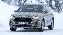 2019 Audi Q3 spy photos