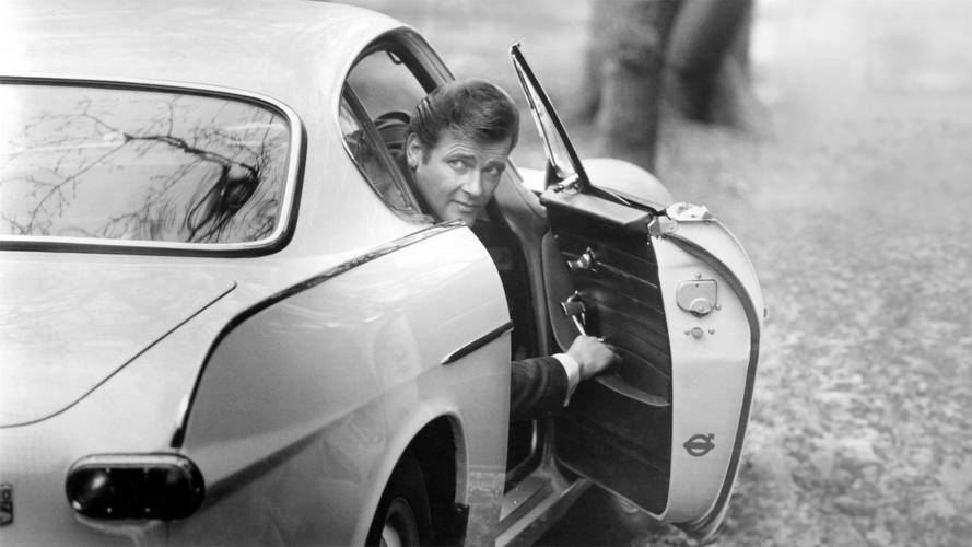 Volvo 1800 S Roger Moore (1967)