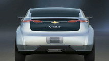 Electric Chevrolet Volt Concept Debut at NAIAS