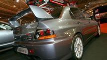Mitsubishi FQ360 at Autosport International