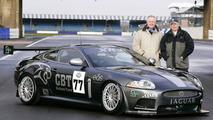 Jaguar XKR GT3 Revealed