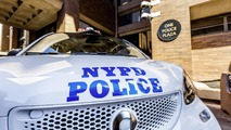 Smart ForTwo for NYPD