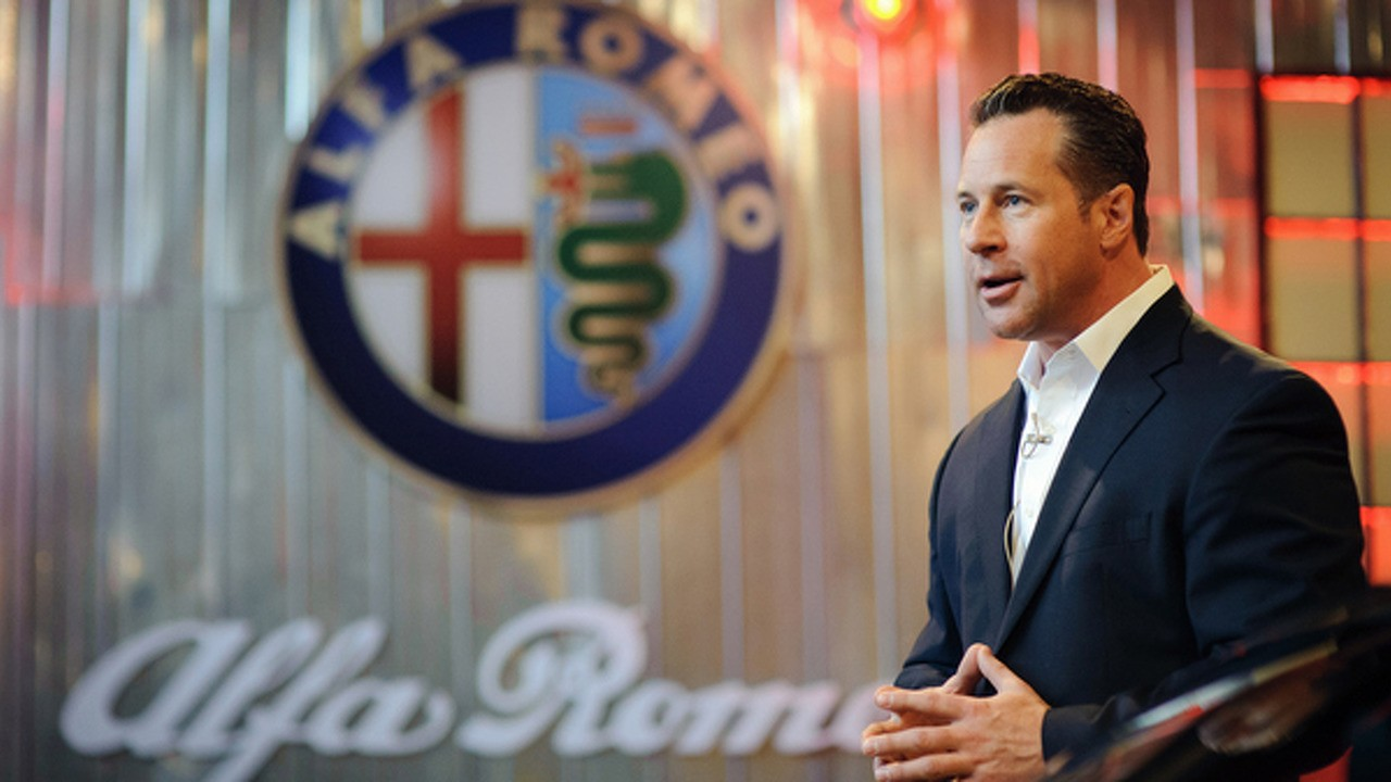 Alfa Romeo ve Maserati'nin yeni CEO'su Reid Bigland