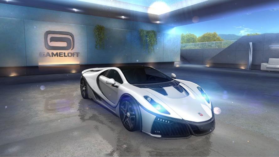 Yeni GTA Spano Asphalt 8: Airborne oyununa eklendi