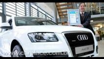 Audi ignora crise e comemora mais de 1 milhão de veículos vendidos em 2008