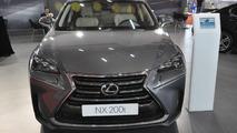 Lexus NX 200t, 2016 İzmir Otoshow