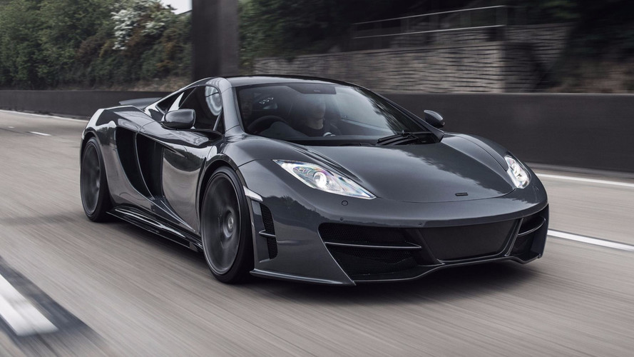 La McLaren MP4-12C revue par Mulgari Automotive
