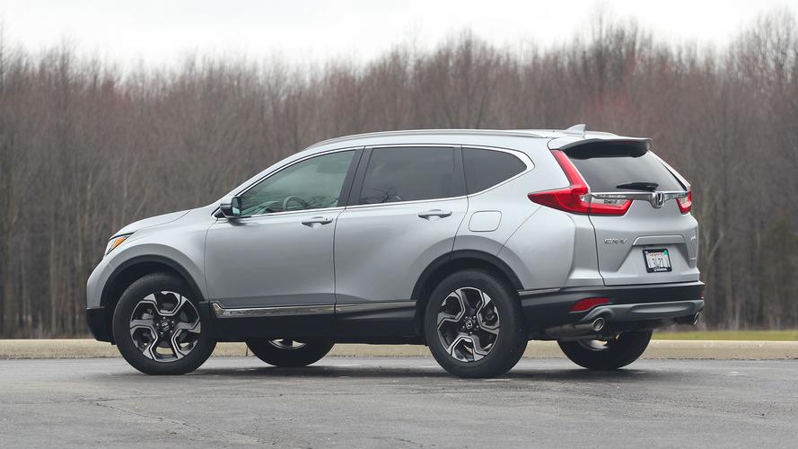 2017 Honda CR-V: Review