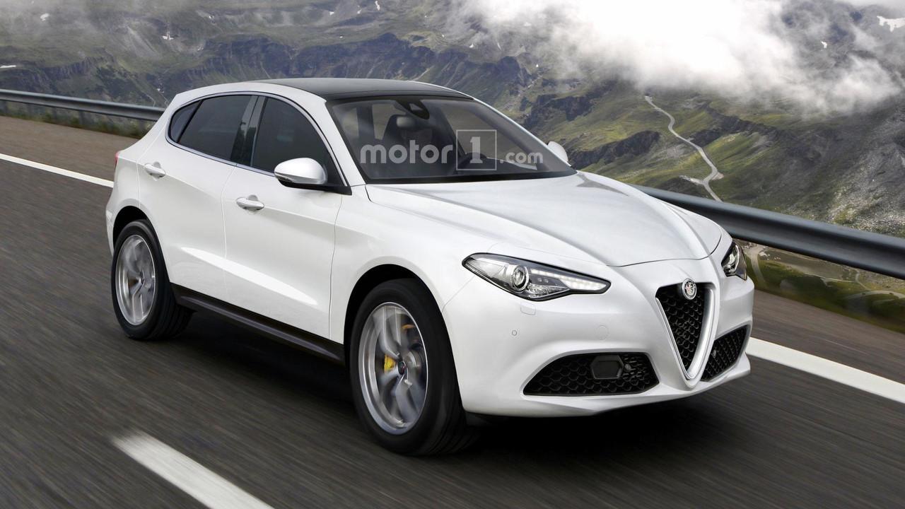 Alfa Romeo Kamal rendering