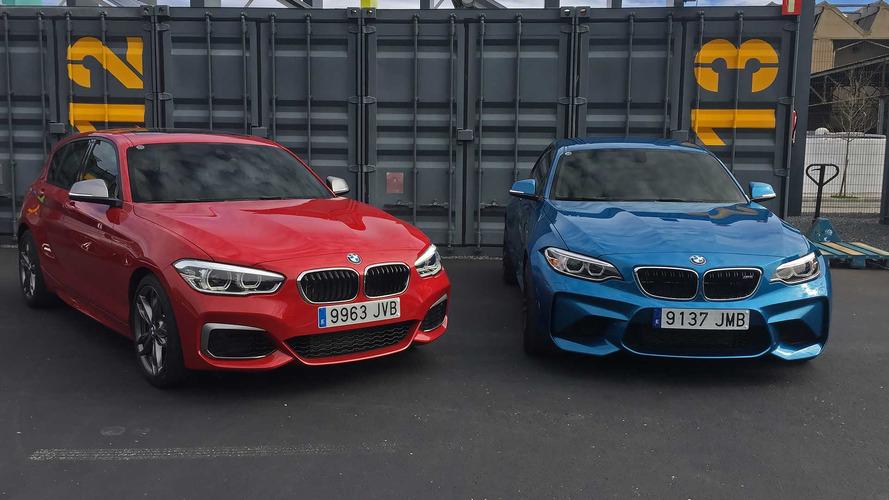 Primera prueba BMW M140i 2017, a la sombra del M2 Coupé