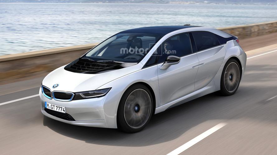 BMW i5, ¿el próximo coche eléctrico de BMW?